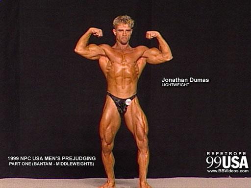 Jonathan Dumas