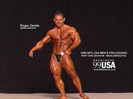Roger Zarate