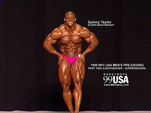 Quincy Taylor
